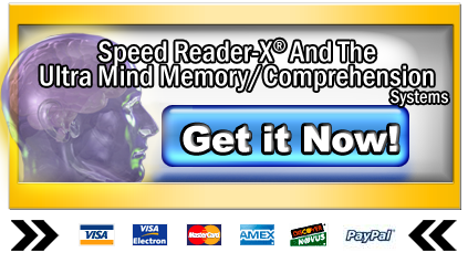 Sign Up For The Comprehension and Memory Trainer